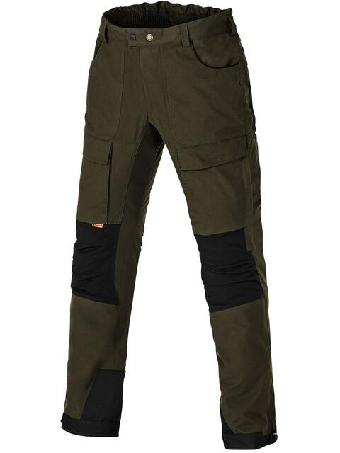 Pinewood Himalaya - Pantalones de Trekking Hombre - negro/Oliva
